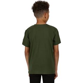 Regatta Bosley III T-Shirt Kids racing green